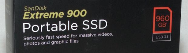 Sandisk Extreme 900