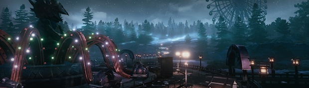 The Park on PS4 and XBOX One