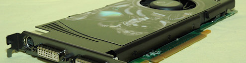 Leadtek WinFast PX8800GT 256MB