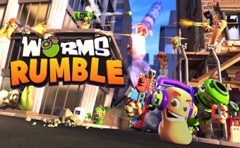 Article: Worms Rumble