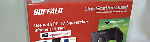 Buffalo LinkStation Quad 8TB