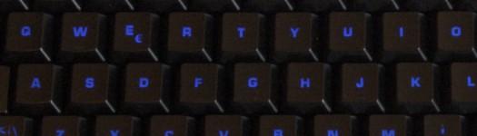 Roccat ISKU keyboard