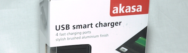 Akasa USB Smart Charger