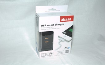 Article: Akasa USB Smart Charger